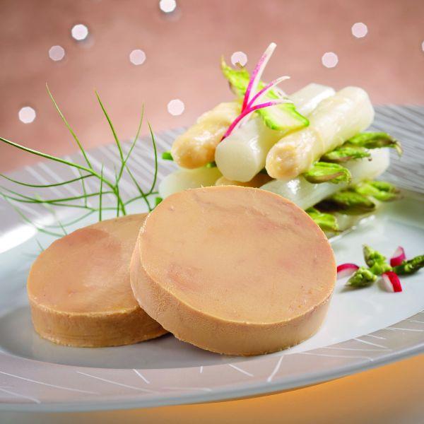 """Probierpäckchen: """"Zwei Scheiben Foie Gras"""""""