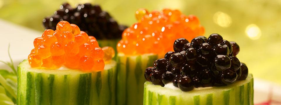 Bild Startseite Forellencaviar
