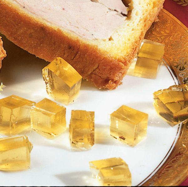 Gewürztraminer-Gelee