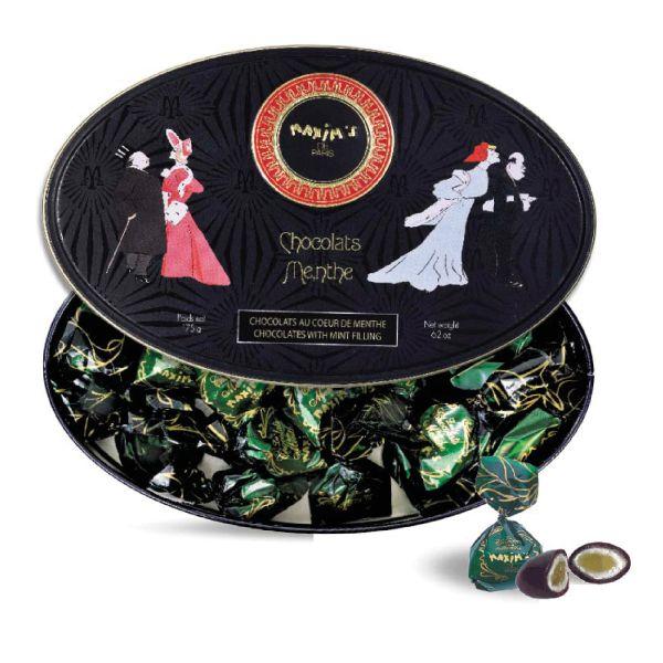 Pfefferminzschokolade / Les grandes Bonbonnieres